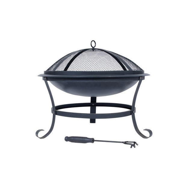 Picture of FIREPIT - ALBION (STEEL H35 X DIA54cm)
