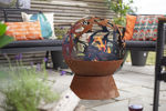 Picture of FIREPIT - SWALLOWS (H61 xDIA 50cm)