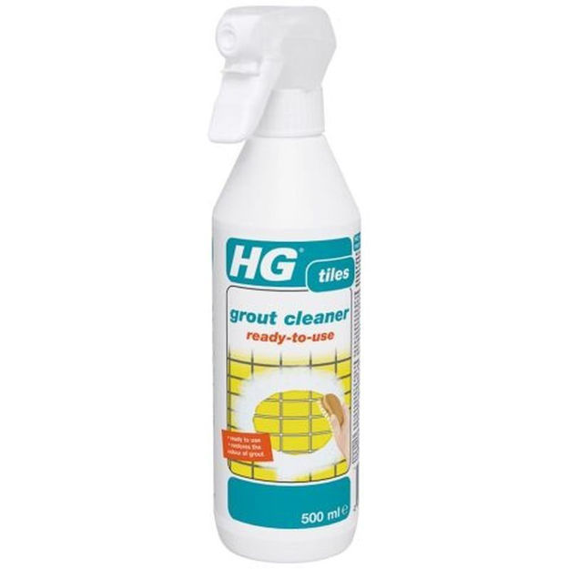 Picture of HG - GROUT CLEANER - RTU 500ML
