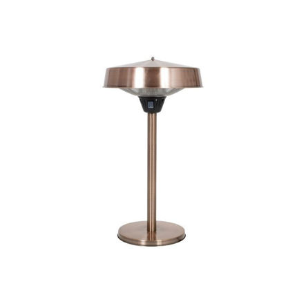 Picture of HEATER - ELECTRIC  TABLE TOP COPPER (H89 DIA50)