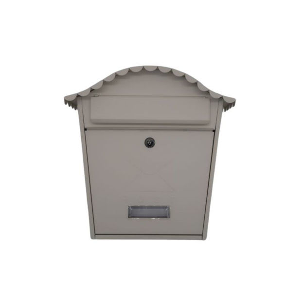 Picture of POST BOX - CREAM TRADITIONAL