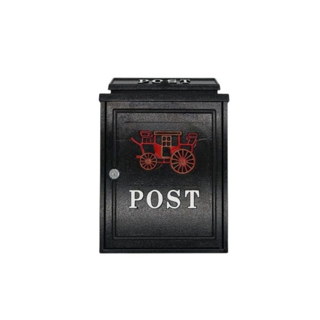Picture of POST BOX - DEVIELLE CARRIAGE DIECAST