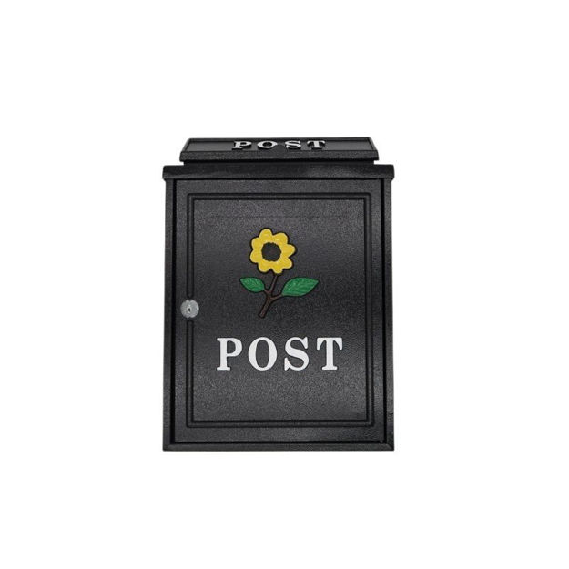 Picture of POST BOX - SUNFLOWER (CAST)