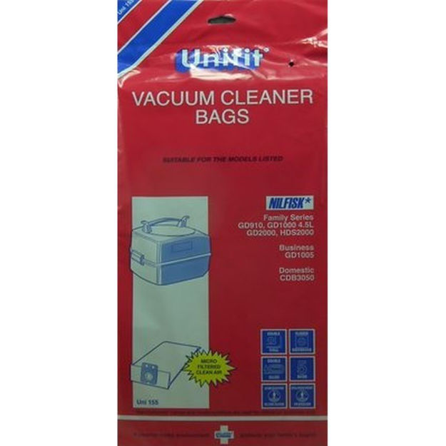 Picture of DUST BAGS - UNI 155