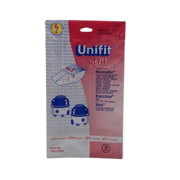 Picture of DUST BAGS - UNIFIT 244X