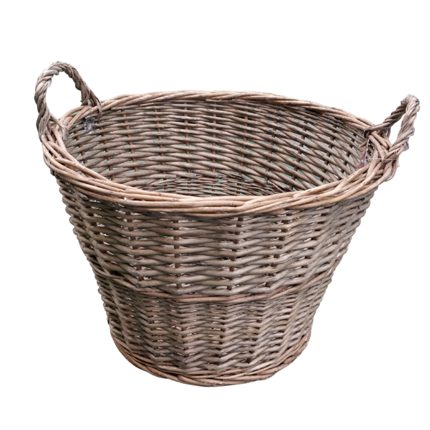 Picture of CONTEMPORARY LOG BASKET