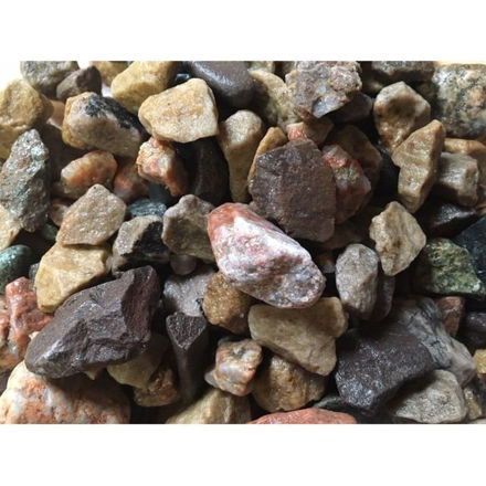 Picture of GLENVIEW CELTIC MIX STONE - 25KG P5