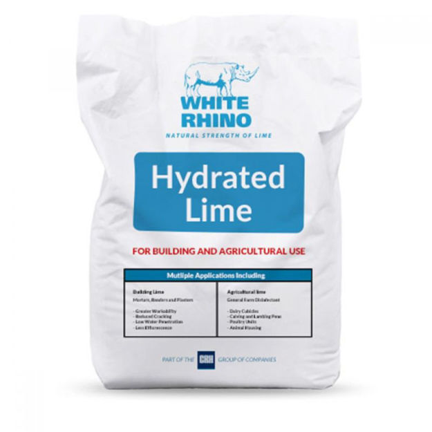 Picture of LIME - HYDRATED 25kg