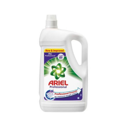 Picture of ARIEL LIQUID DETERGENT 100 WASH 5LTR