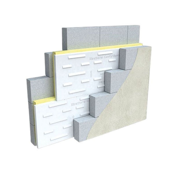 Picture of 75MM FULL FILL CAVITY THERM 2.16SQ MTR