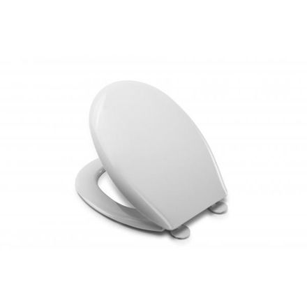 Picture of CROYDEX CANADA WHITE TOILET SEAT