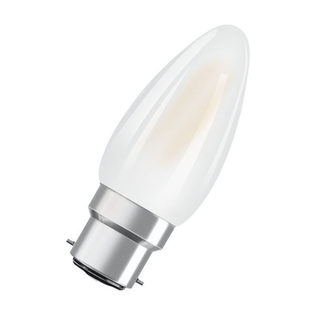 Picture of BULB - 4w (40w) B22 Led Can Frs Fili