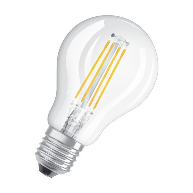Picture of BULB -4.5w (40w) E27d Led G/Ball Clr Fili Dim