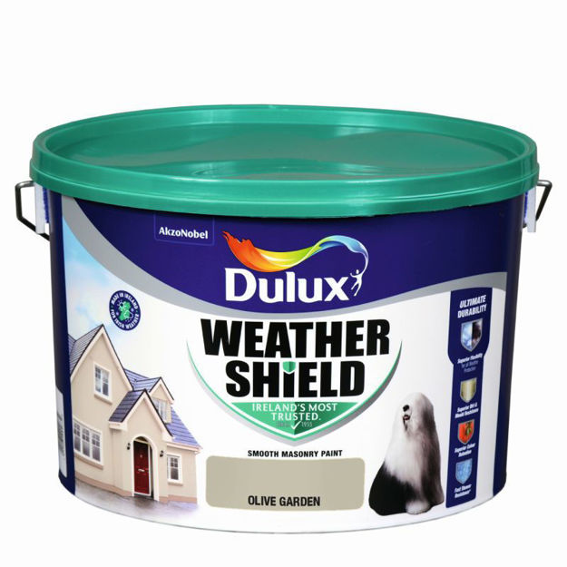 Picture of WEATHERSHIELD OLIVE GARDEN 10L