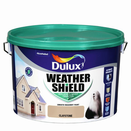 Picture of WEATHERSHIELD CLAYSTONE 10L
