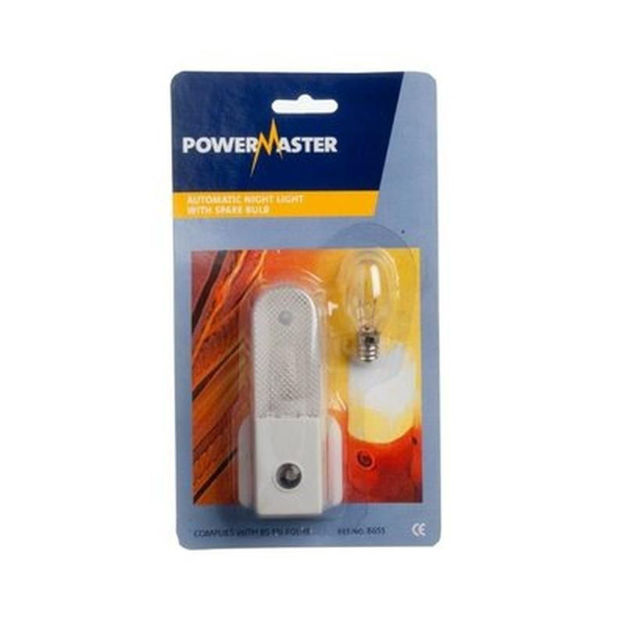 Picture of AUTONIGHT LIGHT /SPARE  BULB - POWERMASTER