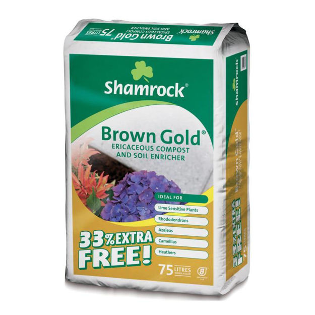 Picture of BNM - BROWN GOLD 75L