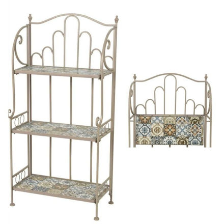 Picture of VENICE MOSAIC 3 TIER RACK