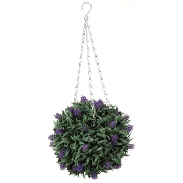 Picture of TOPIARY LAVENDER BALL 30CM