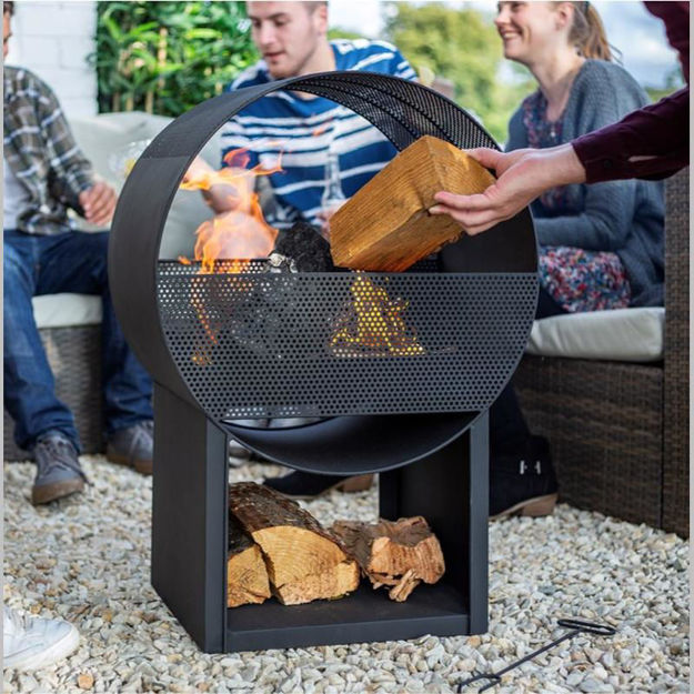 Picture of FIREPIT - CAMANCHA ROUND (H88 x W55 x D40cm)