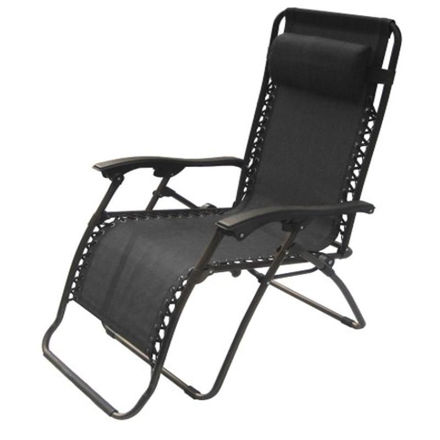 Picture of CHAIR - ZERO GRAVITY BLACK