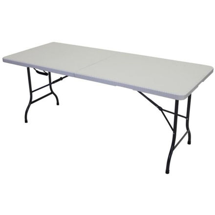 Picture of FOLDING TABLE WHITE 1.8M