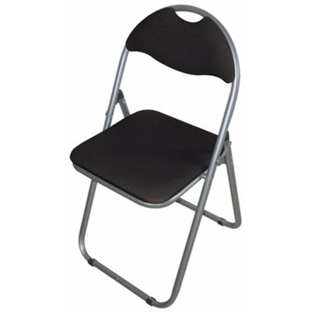 Picture of CHAIR - FOLDING BLACK