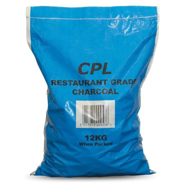 Picture of CHARCOAL - CPL RESTAURANT GRADE 12KG