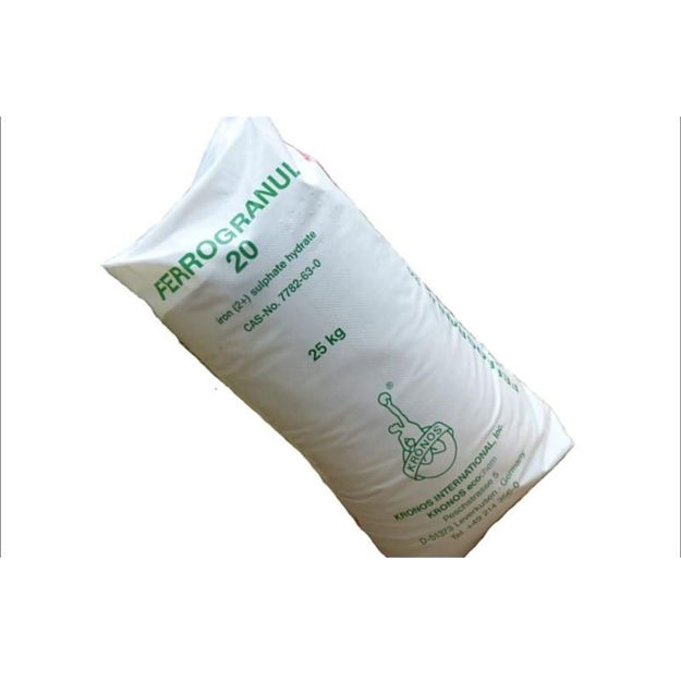 Picture of SULPHATE OF IRON 25KG