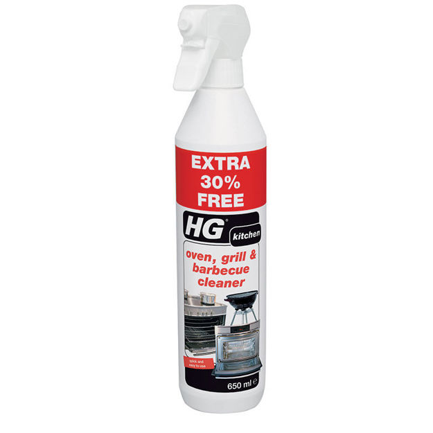 Picture of HG - BBQ & OVEN CLEANER 30% FREE