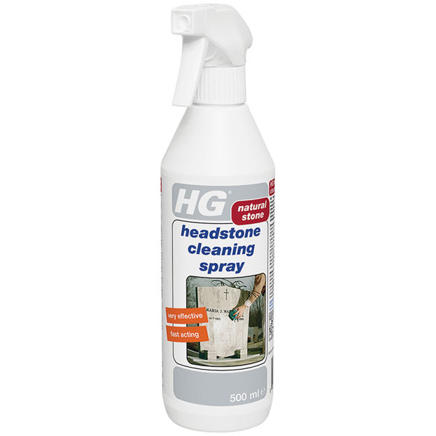 Picture of HG - HEADSTONE CLEANER  500ML