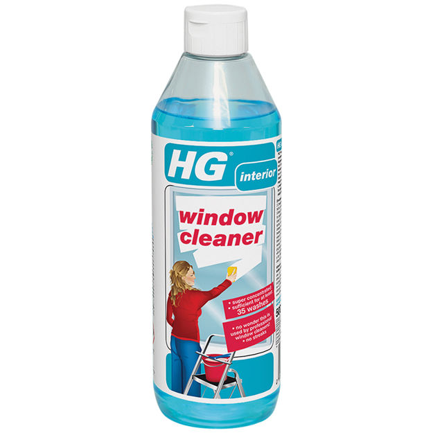 Picture of HG - WINDOW CLEANER 0.5LTR