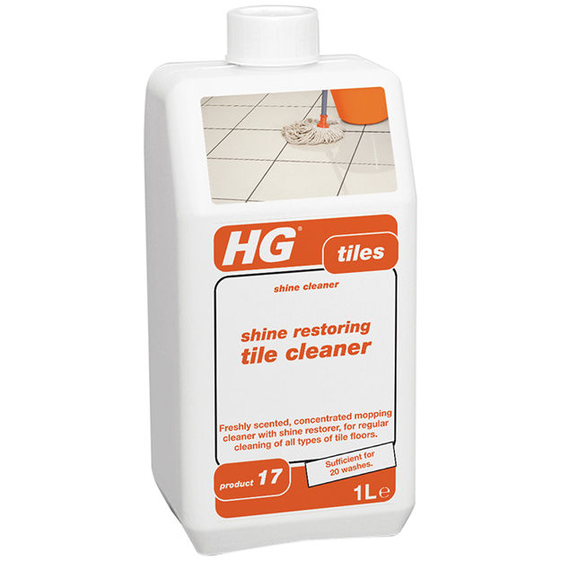Picture of HG - TILE CLEANER SHINE (1L)