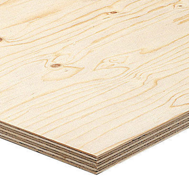 Picture of SHUTTERING PLY - 18MM 8 X 4 FT