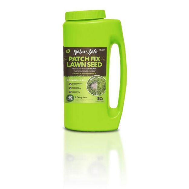 Picture of LAWN SEED PATCH FIX 1KG 28 MT2