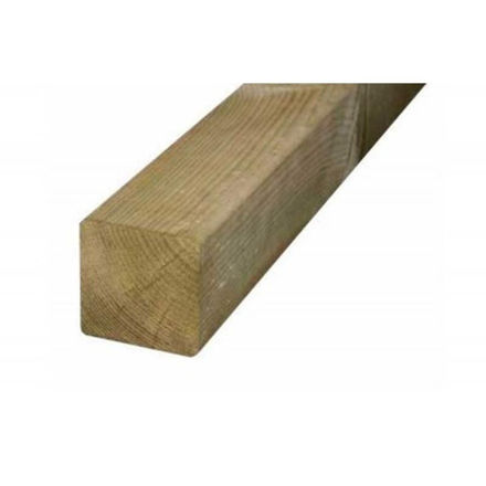 """Picture of POSTS - FENCING 6FT 4"""" X 4"""""""