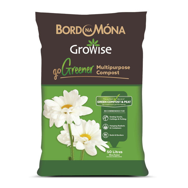 Picture of COMPOST - GO GREEN GROWISE 50LTR