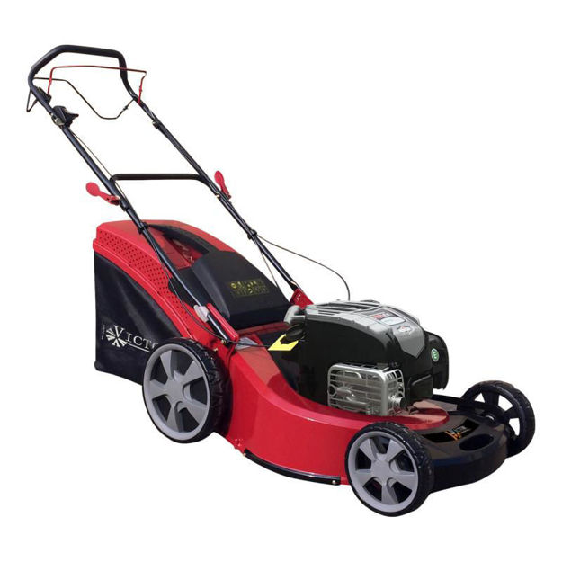 """Picture of LAWN MOWER -  21"""" SELF DRIVE ALUMINIUM DECK  VICTOR WLZ"""