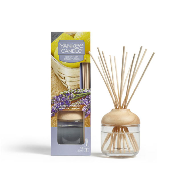 Picture of YANKEE CANDLE REED DIFFUSER - LEMON LAVENDER