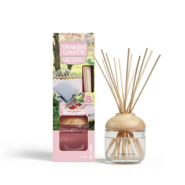 Picture of YANKEE CANDLE REED DIFFUSER  - SUNNY DAYDREAM