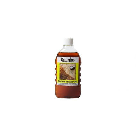Picture of DOUGLAS LINSEED OIL BOILED 500ML