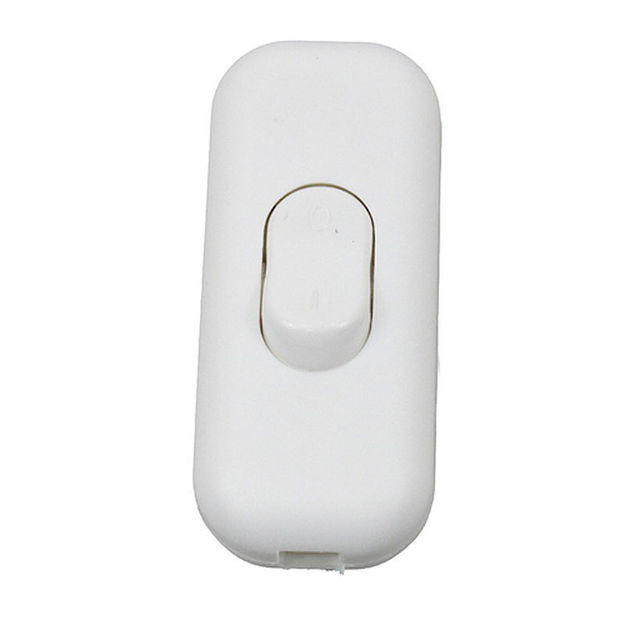 Picture of SWITCH - INLINE WHITE 2A (7214) LOOSE