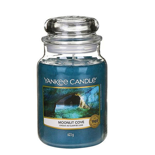 Picture of YANKEE CANDLE - LARGE MOONLIT COVE