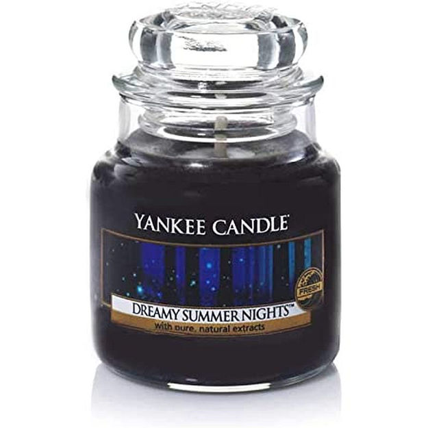 Picture of YANKEE CANDLE - MEDIUM DREAMY SUMMER NIGHT