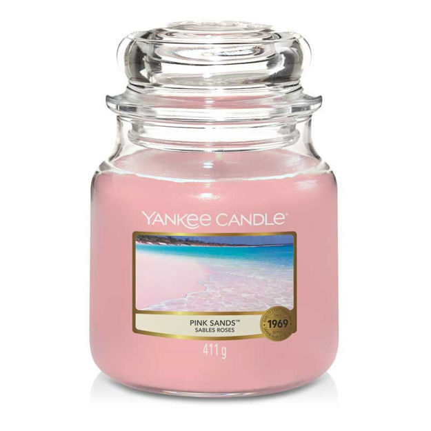 Picture of YANKEE CANDLE - MEDIUM PINK SANDS