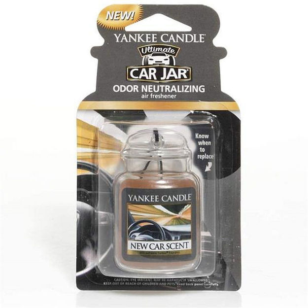 Picture of CAR JAR ULTI - NEW CAR SCENT