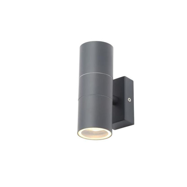 Picture of WALL LIGHT UP/DOWN LETO ANTHRACITE