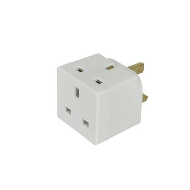 Picture of ADAPTER 2WAY 13A