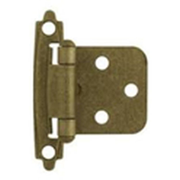 Picture of CABINET HINGE S/C ANT BRONZE