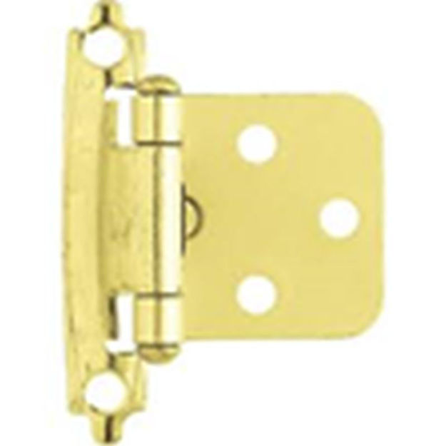 Picture of CABINET HINGE S/C BRASS